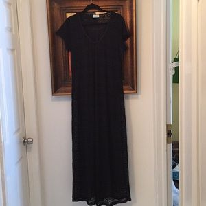 Swim 365 Long Dress with Lining Size 14